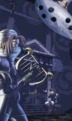 (Zeetali  ™)  Sheik - Legend of Zelda: Ocarina of Time