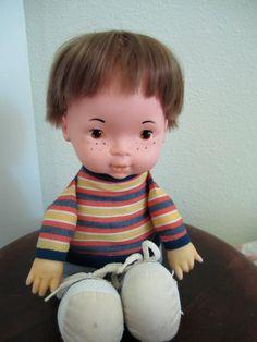 Fisher Price Joey Lapsitter Doll Boy