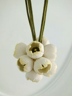 All sizes | 'In Bloom' February, 12 Polymer Clay Projects in 2013 | Flickr - Photo Sharing!