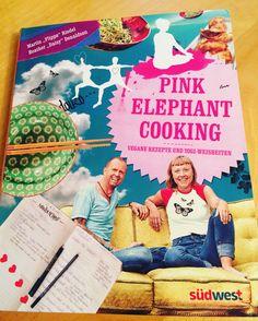 Pink Elephant Cooking - Vegane Rezepte und Yogi-Weisheiten. Yoga ist derzeit eines der Trendthemen überhaupt. Ich mache selber...