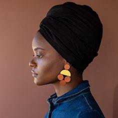 Head Wraps For Women, Bold Prints, Strong Women, Turbans, Handmade, Scarfs, Aesthetics, African, Iron