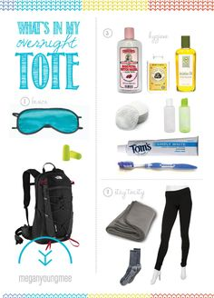 Suggestions for Packing an Overnight Travel Bag Dc Travel, Packing List For Travel, Packing Tips, Travel Bag, Travel Style, Travel Tips, Work Travel, Train Travel, Bus Ride