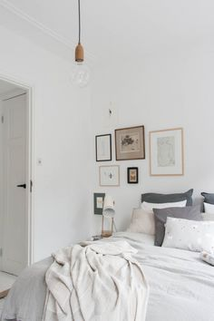 Home Interior Design .Home Interior Design Bedroom Makeover Before And After, Bedroom Makeover, Home Bedroom, Scandinavian Bedroom, Bedroom Interior, Home Decor, Bedroom Inspirations, Modern Bedroom, Scandinavian Design Bedroom