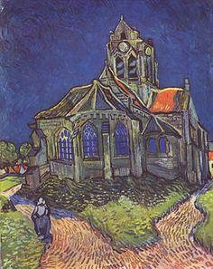 Vincent Van Gogh (Església de Auvers-sur-Oise)