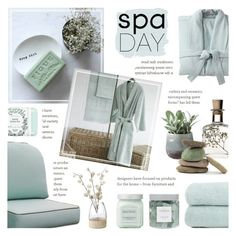 """""""Spa Day"""" by c-silla ❤ liked on Polyvore featuring beauty, Posh Totty Designs Interiors, Laura Mercier, Linum Home Textiles, Pottery Barn, Threshold, Calvin Klein Home, Torre & Tagus, Mistral and bathroom"""