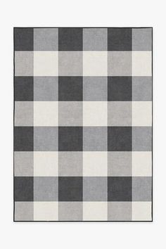 Bring charm to your decor with our classic Buffalo Plaid Black and White Rug. Featuring a checkered, Buffalo plaid design, this rug complements an array of colors, themes, and decorative elements effortlessly. Washable Area Rugs, Machine Washable Rugs, Feng Shui, Black White Rug, Navy Rug, Natural Rug, Grey Rugs, Black Rugs, Shopping