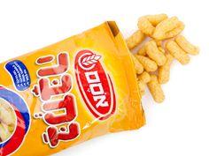 Bamba - Every Israeli's favorite peanut butter snack