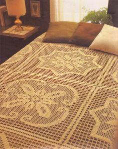 http://crochet103.blogspot.com/2013/12/2-bedspread.html