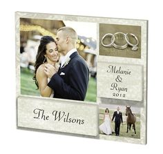 Scrapbook Wedding Dimensional Wall Art by Shutterfly | Shutterfly