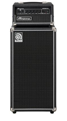 Ampeg mini bass stack