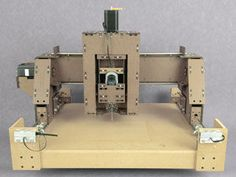 Picture of The DIYLILCNC: Open-Source Plans For a Low-Cost, Easy-to-Build CNC Mill. (v1.0.2)