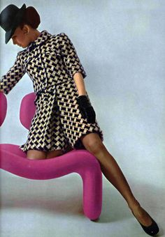 Gres, L'Officiel Magazine 1968