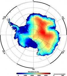 antarctic climate map - Google Search