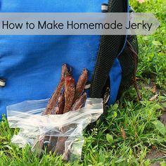 How+to+Make+Homemade+Jerky+|+TeaspoonOfSpice.com