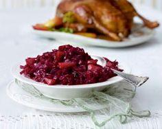 Das Rezept für Weihnachtlicher Apfelrotkohl und weitere kostenlose Rezepte auf LECKER.de
