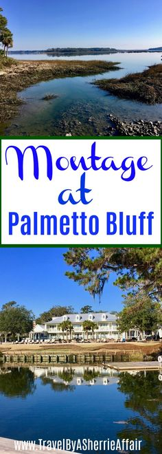 The Montage Palmetto Bluff in Bluffton, South Carolina, United States.  The hotel lives up to what comes expected of a Montage Hotel. Beautiful Southern hotel with a luxury southern charm.    #Montage #PalmettoBluff #Hotelreview #Honeymoon #Anniversary #Travel #SouthCarolina #Luxurytravel