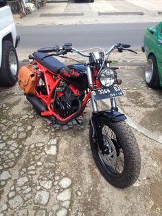 honda gl pro modified japstyle