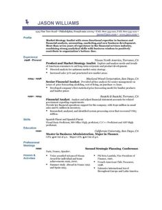 resume examples experience - Sample Military Resume