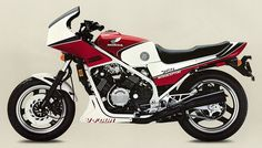 Honda VF 750 Interceptor
