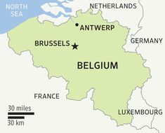 Touring Belgium: Easily Europe's Most Underrated Destination - WSJ