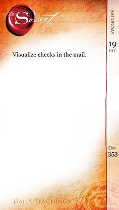 Setting Your Goals   Visualization Exercises