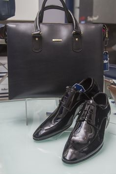 Gentle items for men Adler shoes and bag