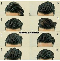 Finding The Best Short Haircuts For Men Best Short Haircuts, Haircuts For Men, Undercut Hairstyles, Hairstyles Haircuts, Barber Hairstyles, Latest Hairstyles, Short Hair Cuts, Short Hair Styles, Different Hairstyles