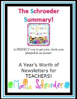 Welcome to The Schroeder Page!: Mapping out the Year!
