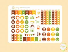 Items similar to Thanksgivng Sampler Stickers, Thanksgivng Weekly Kit Stickers, Thanksgiving Planner Stickers, Erin Condren Life Planner, Happy Planner on Etsy Erin Condren Life Planner, Happy Planner, Planner Stickers, Thanksgiving, Messages, Kit, Make It Yourself, Etsy, Thanksgiving Tree