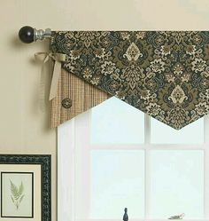 nice for a summer window treatment