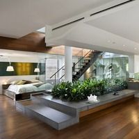 Hollywood Hills Residence by Francois Perrin--Los Angeles-CA