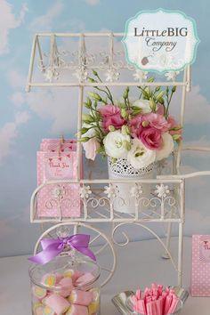 decorcion mesa de dulces y sorpresas