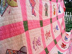 How to clean vintage linens and quilts