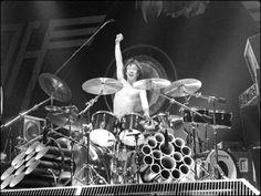 The original L.A. Rock drummer, & the only one that really matters! Alex Van Halen!