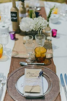 Photo from Burcu & Sebastian collection by Caroline Nilson Photography Ibiza Wedding, Wedding Pics, Our Wedding, Table Settings, Villa, Table Decorations, Photography, Inspiration, Collection