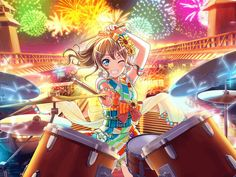 [★★★★] Saaya Trained - Gacha 15 (Happy)