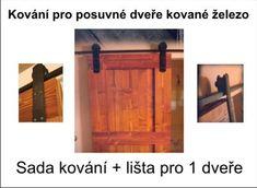 Kování pro posuvné dveře, kované mechanismy pro posuvné dveře, železné posuvy na dveře, kované ozdobné posuvné dveře
