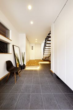 Natural Interior, Dental, Home Renovation, My House, Entrance, House Plans, Sweet Home, New Homes, Flooring