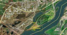 Credit Island Davenport Iowa | Davenport: MRT (Mississippi River Trail)