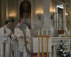 Father Robert Barron   Pictures from our May Crowning and procession this past Saturday at Mundelein Seminary