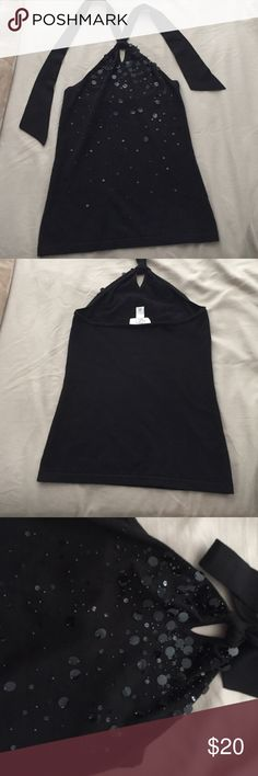 Top, with nice details on the front Wore once, great condition LOFT Tops Tank Tops