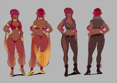 CM: Rouge by Lunareth on DeviantArt Female Character Design, Character Modeling, Character Drawing, Character Design Inspiration, Character Concept, Concept Art, Character Ideas, Dnd Characters, Fantasy Characters