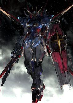 Menacing Gundam