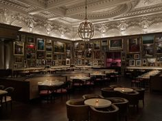 5 Of The Most Impressive Dining Rooms In London - Esquire