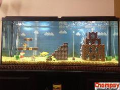 fish tank mario