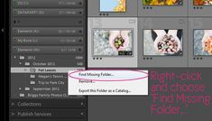 How to Fix Missing or Offline Photos in Lightroom | Pretty Presets for Lightroom