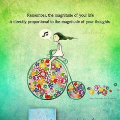 Your life, your thoughts!