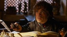 Game of Thrones 3x03 - Podrick surprises Tyrion and Bronn