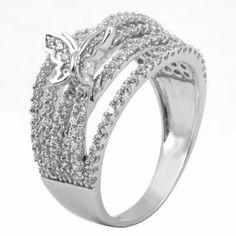 Inel aur unicat Butterflies, Engagement Rings, Jewelry, Home, Enagement Rings, Wedding Rings, Jewlery, Jewerly, Schmuck