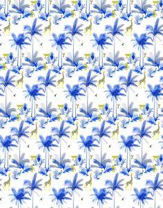 LITTLE CABARI : TROPICALÉIDOSCOPE Illustration Vector, Pattern Illustration, Illustrations, Vector Pattern, Pattern Art, Pattern Design, Pretty Patterns, Beautiful Patterns, Printables